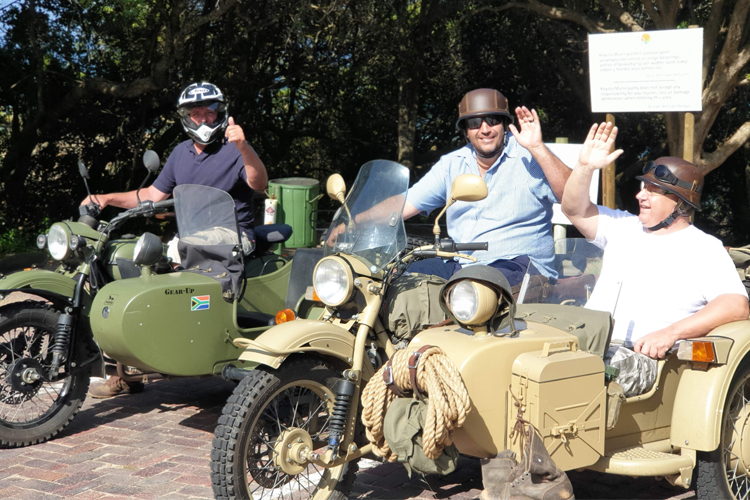 Knysna-Sidecar-Tours-Breakfast-Run